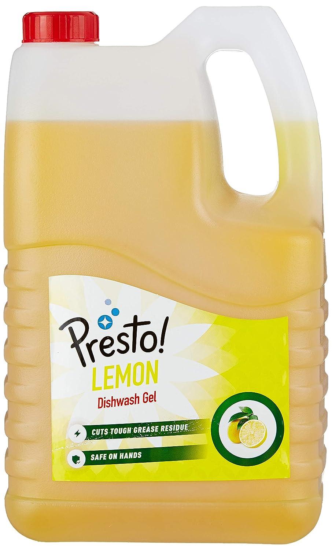 Loot Deal Presto! Dishwash Gel – 5L