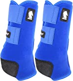 Classic Rope Company Legacy2 Front Protective Boots 2 Pack Blue M