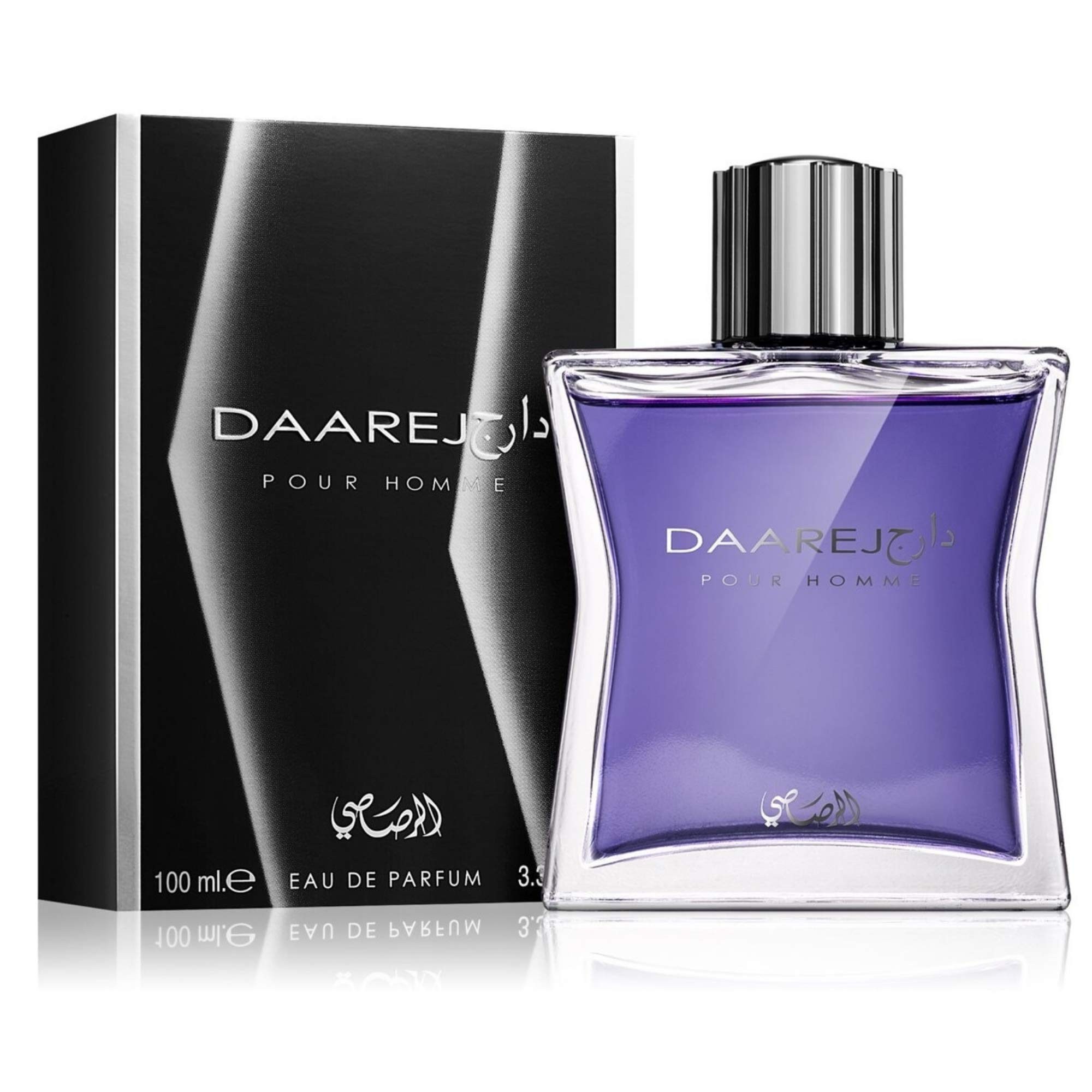 Dareej Men Eau de Parfum by Rasasi - Spray 100ml