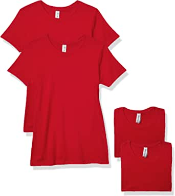 Marky G Apparel Women's Boyfriend T-Shirt (3 Pack)