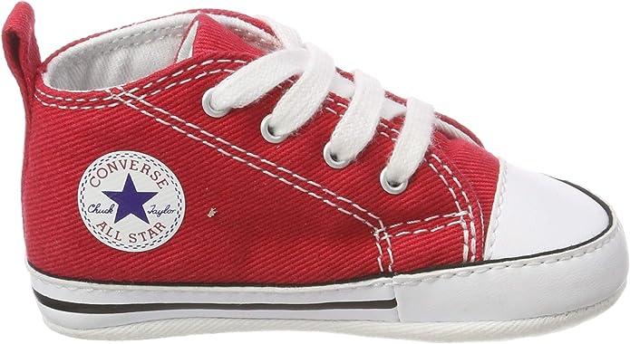 Converse Babyschuhe First Star 88875 red Fallen normal aus
