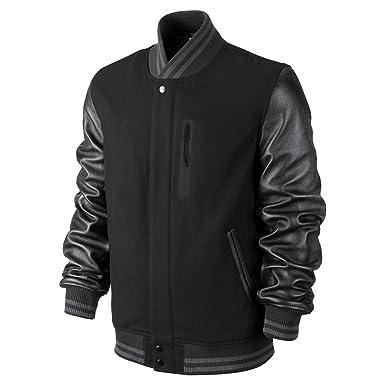 f7a7efb56822da Nike Men s Jacket Black Black XL  Amazon.co.uk  Clothing