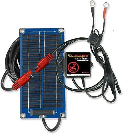 Amazon.com: PulseTech SolarPulse SP-3 - Cargador de batería ...