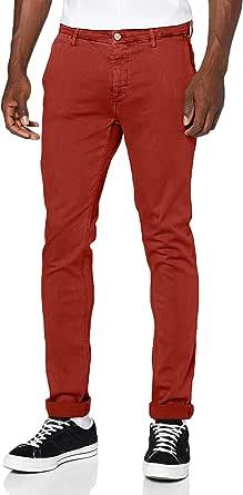 REPLAY Zeumar Pantalones para Hombre