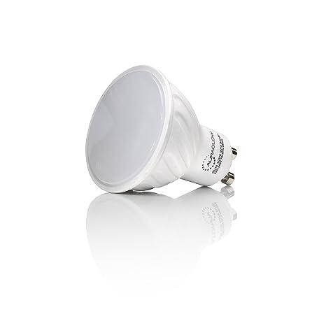 Auraglow - Bombilla LED de 3 pasos regulable sin regulador, 7 W, 70 W