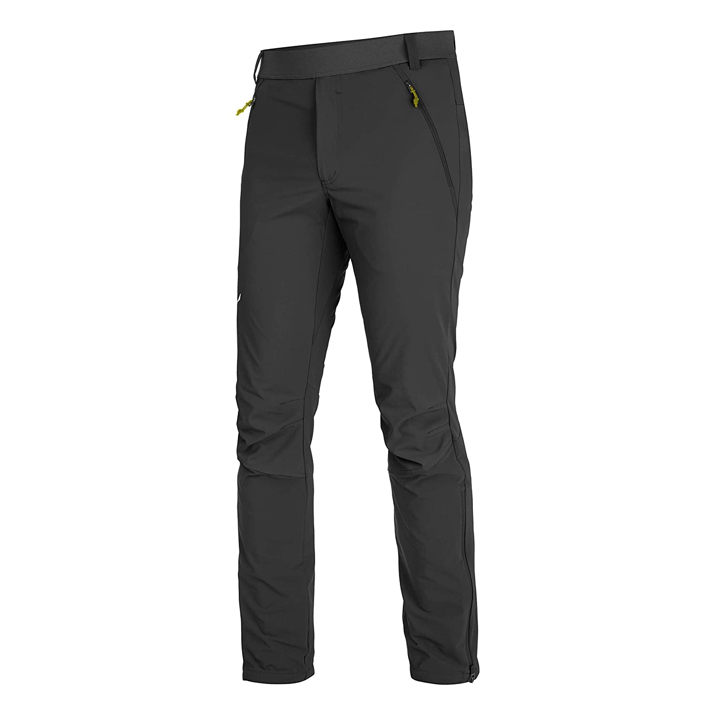 SALEWA pedroc SW/DST M PNT Pantalones, Hombre, 00-0000026773, Black Out/3860, 54/2X