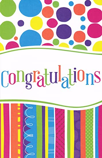 Amazon congratulations greeting cards for business or personal congratulations greeting cards for business or personal use bulk 12 pack colourmoves