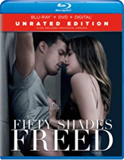 Fifty Shades Freed Blu Ray
