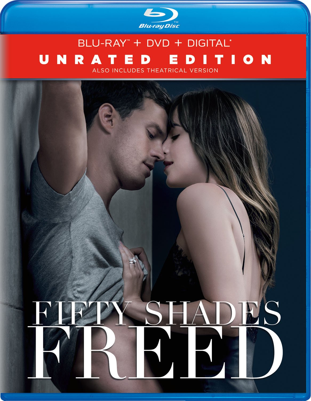 fcc143a17d Amazon.com  Fifty Shades Freed  Blu-ray   Dakota Johnson
