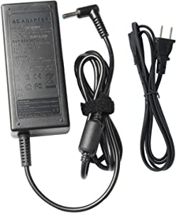 Adapter Charger Power Supply Cord fit HP 15-f272wm 15-f271wm 15-f233wm f387wm hp 15-xxxx Series Notebook PC HP Chromebook 11 14 G3 G4 G5 Stream 13 14 Touchsmart 11 13 15 Pavilion 11 13 15 blue tip