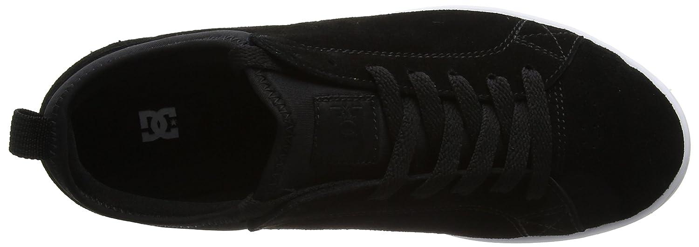 DC Schuhes Schwarz Damen Magnolia Se Sneaker Schwarz Schuhes (Schwarz/Weißs) c56fd1