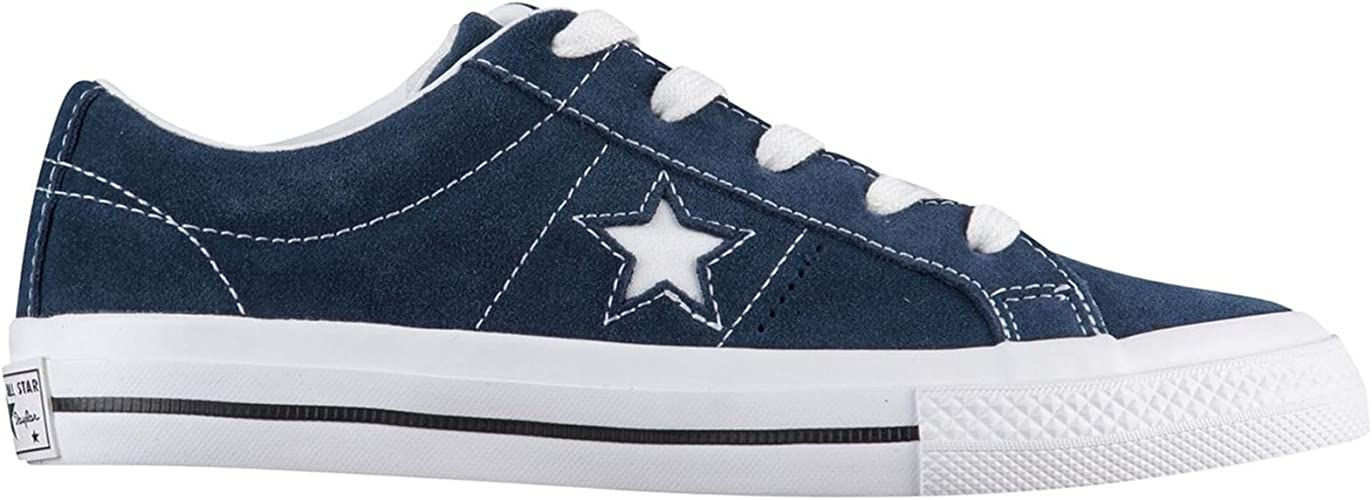 Converse Youth One Star OX Suede Trainers: : Schuhe