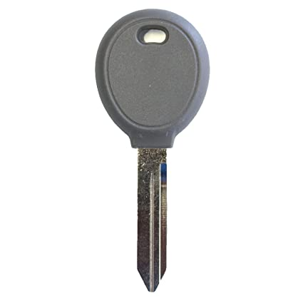 BestKeys 2000 Jeep Grand Cherokee Uncut Replacement Transponder Ignition Chip Key