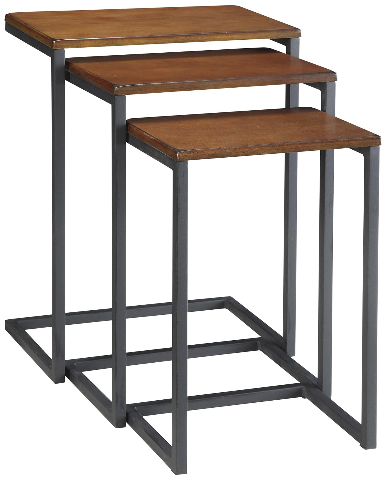Carolina Chair and Table Madison Nesting Table, Set of 3 by Carolina Chair & Table