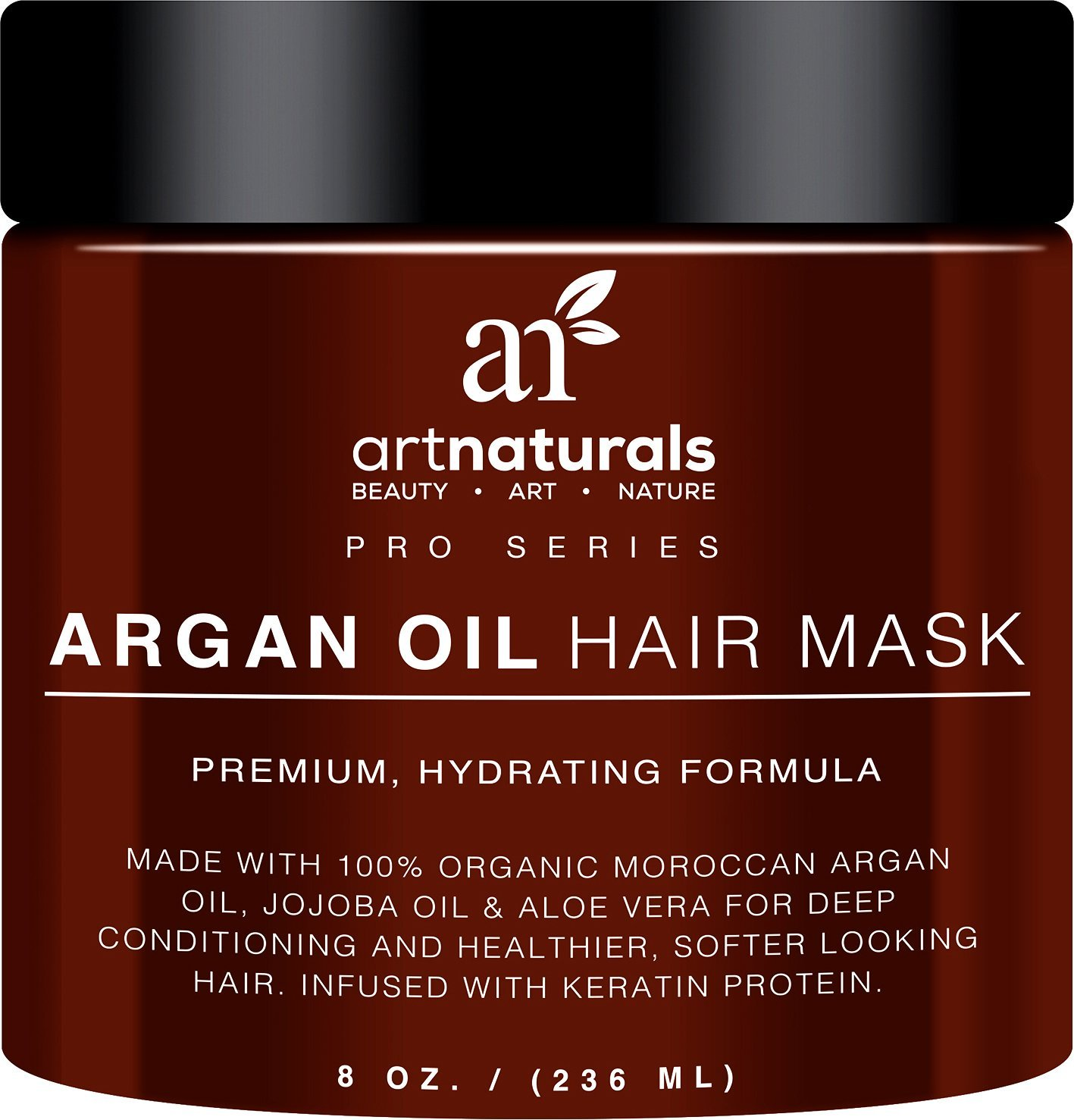 Amazon.com: ArtNaturals Argan Oil Hair Mask - Deep Conditioner ...