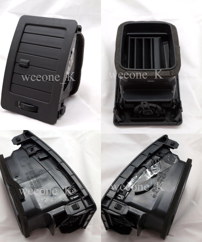 M K1AutoParts 2 x Air Vent Trim Middle side For Toyota Hilux Vigo MK6 SR5 2005 2006 2007 2008 2009 2010 2011