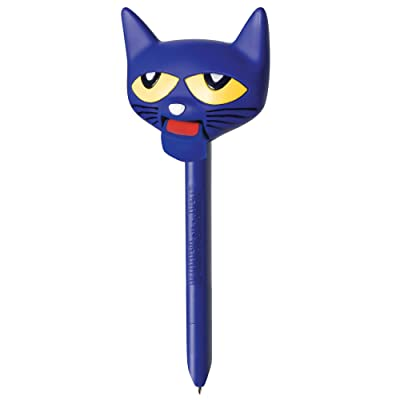 Educational Insights Pete Cat Puppet-On-A-Pen: Toys & Games