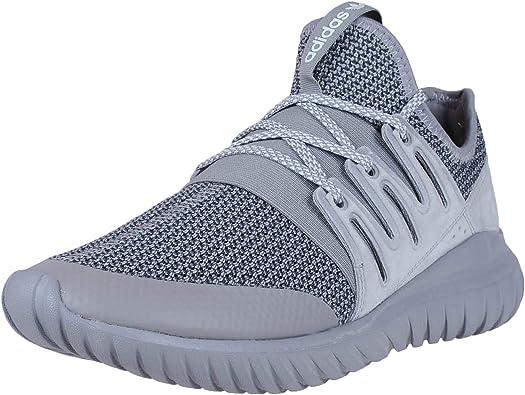adidas S76718 Men Tubular Radial Gray