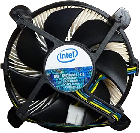 Intel - Refrigerador original para CPU LGA 775 con base de cobre ...