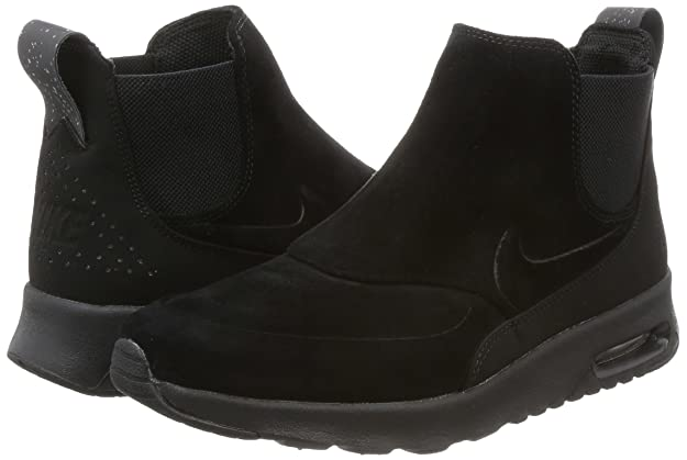 e340e3bbe7 Nike Women's Air Max Thea Mid Boot Trainer Leather: Amazon.co.uk: Shoes &  Bags