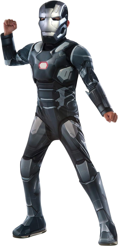 Rubies 620595S Máquina de guerra oficial de Marvel, disfraz de ...