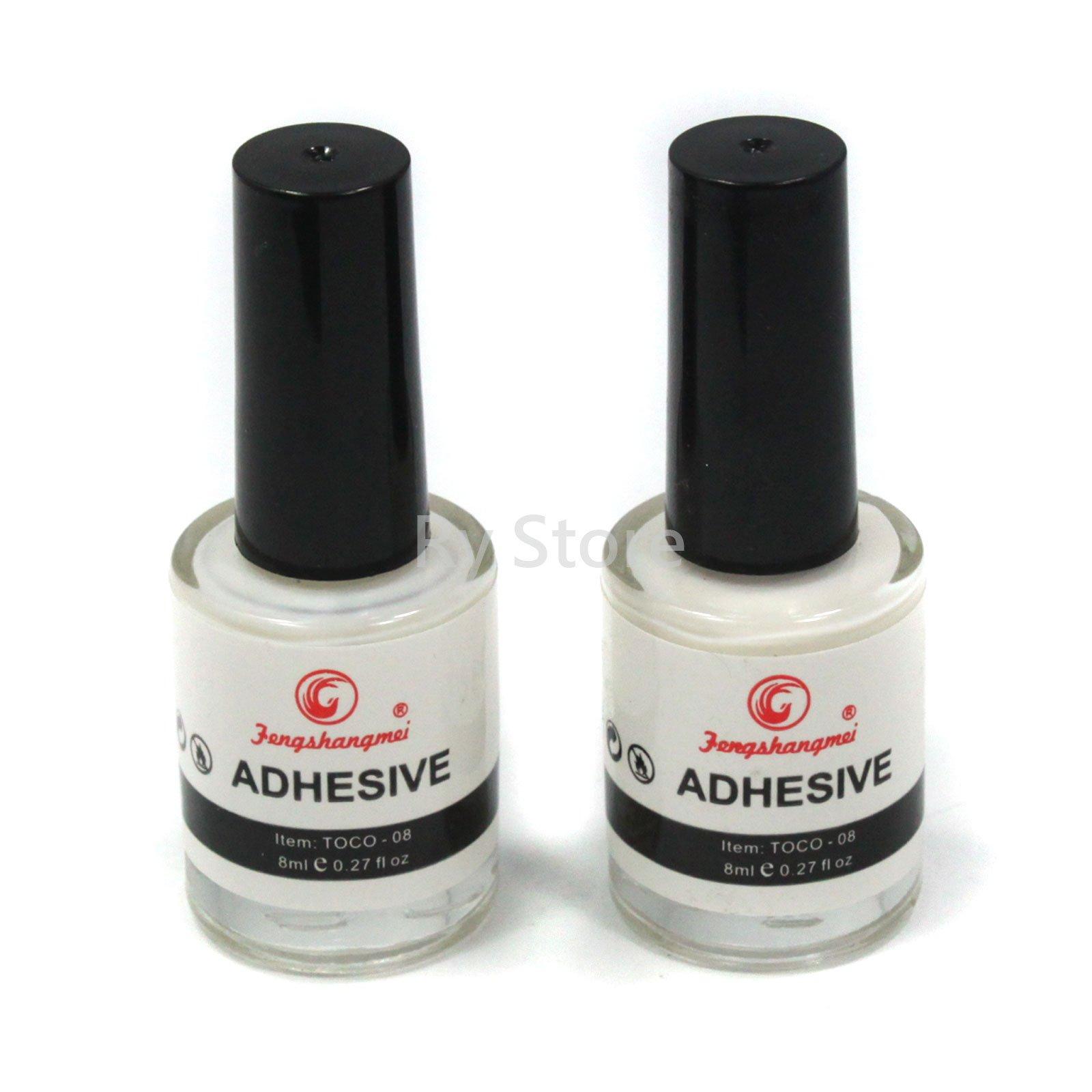 Amazon.com: EVERMARKET Fashion 25 colors Nail Art Transfer Foil Nail ...