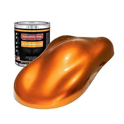 Amazon Com Restoration Shop Quart Only Inferno Orange