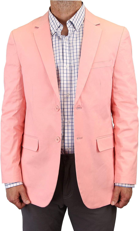 Mens Casual Blazer Sport Coat Jacket at