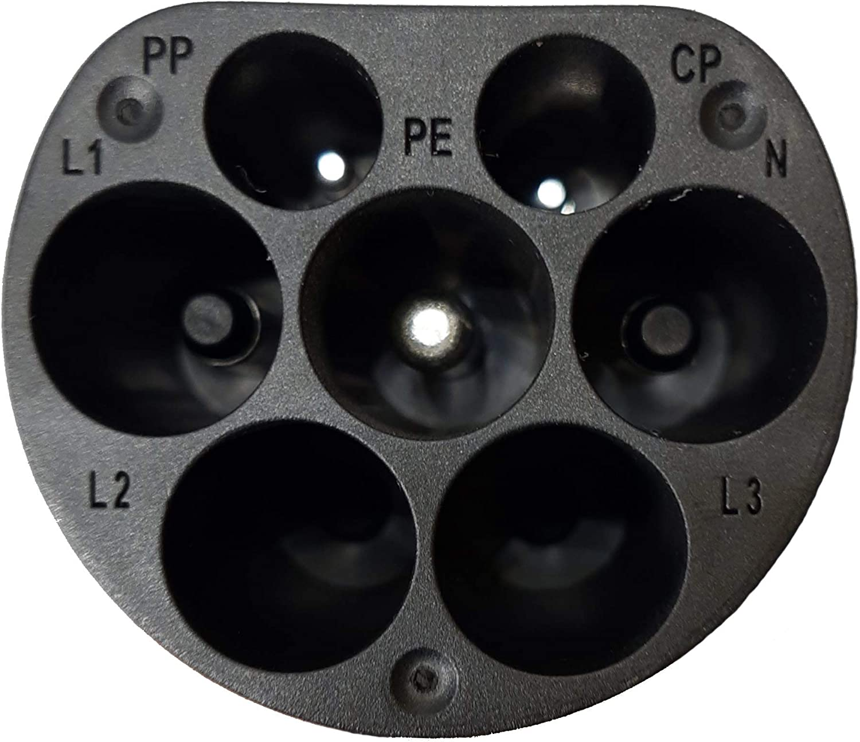 1-phasig // 5 Meter 5-8 Meter EV Expert Premium Ladekabel TYP 2 1-3phasig 32A