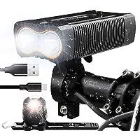 Victagen USB Rechargeable Bike Light