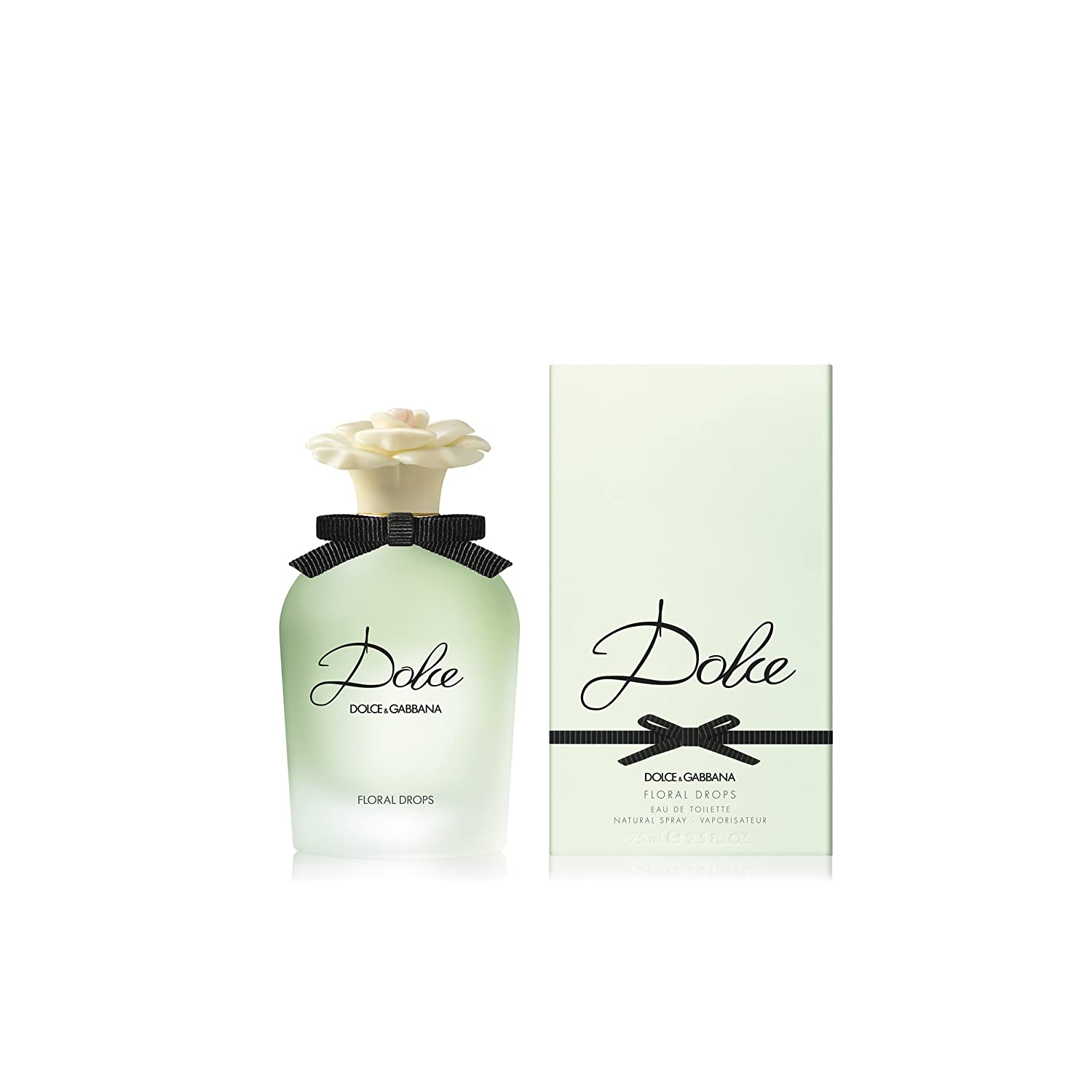 6a771e4c1a6db Dolce And Gabbana Dolce Floral Drops Eau de Toilette Spray 75ml   Amazon.co.uk  Beauty