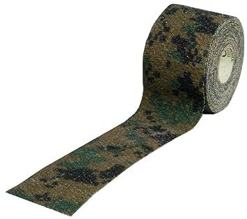 McNett Woodland protective camo tape  Amazon.co.uk  Sports   Outdoors bb658f45c