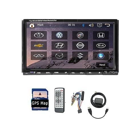 Nuevo veh¨ªculo DVD GPS Car Stereo Radio Pantalla t¨¢ctil Bluetooth TV
