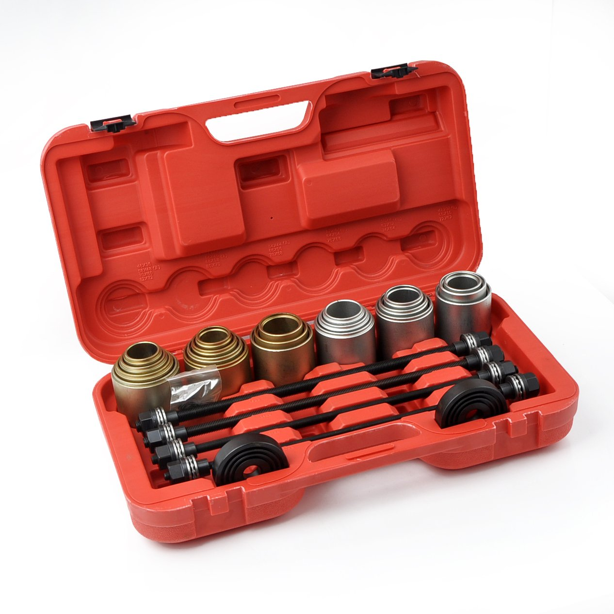 Universal Press and Pull Sleeve Kit Remove Install Bushes Bearings Garage Tool Generic