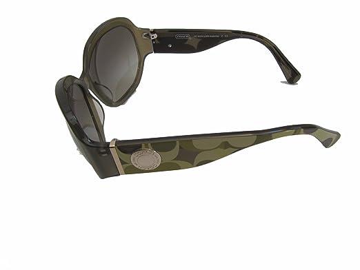 fef0bb131de68 Amazon.com  Coach Sunglasses Arabella Womens Olive  Clothing