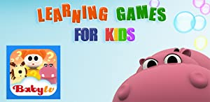 Learning Games for Kids - by BabyTV from Baby Network Limited