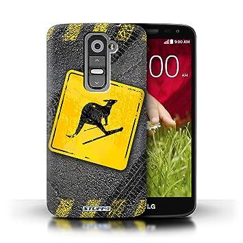 Carcasa/Funda STUFF4 dura para el LG G2 Mini/D620 / serie ...