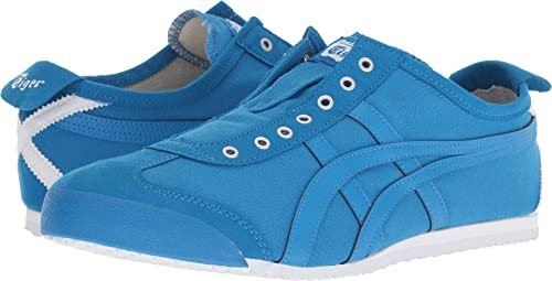 d30037d96a Onitsuka Tiger by Asics Unisex Mexico 66 Slip-On Directoire Blue ...