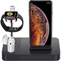 TGHUANG Multi-Function Compatible iPhone Wireless Charger