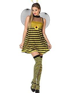 Atosa-26756 Disfraz Abeja, color amarillo, XS-S (26756): Amazon.es ...