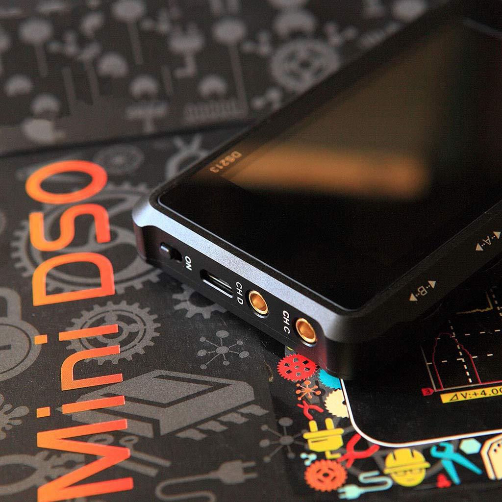 DS213 Handheld 4 Channels 100MSa/s Digital Pocket