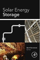 Solar Energy Storage Kindle Edition
