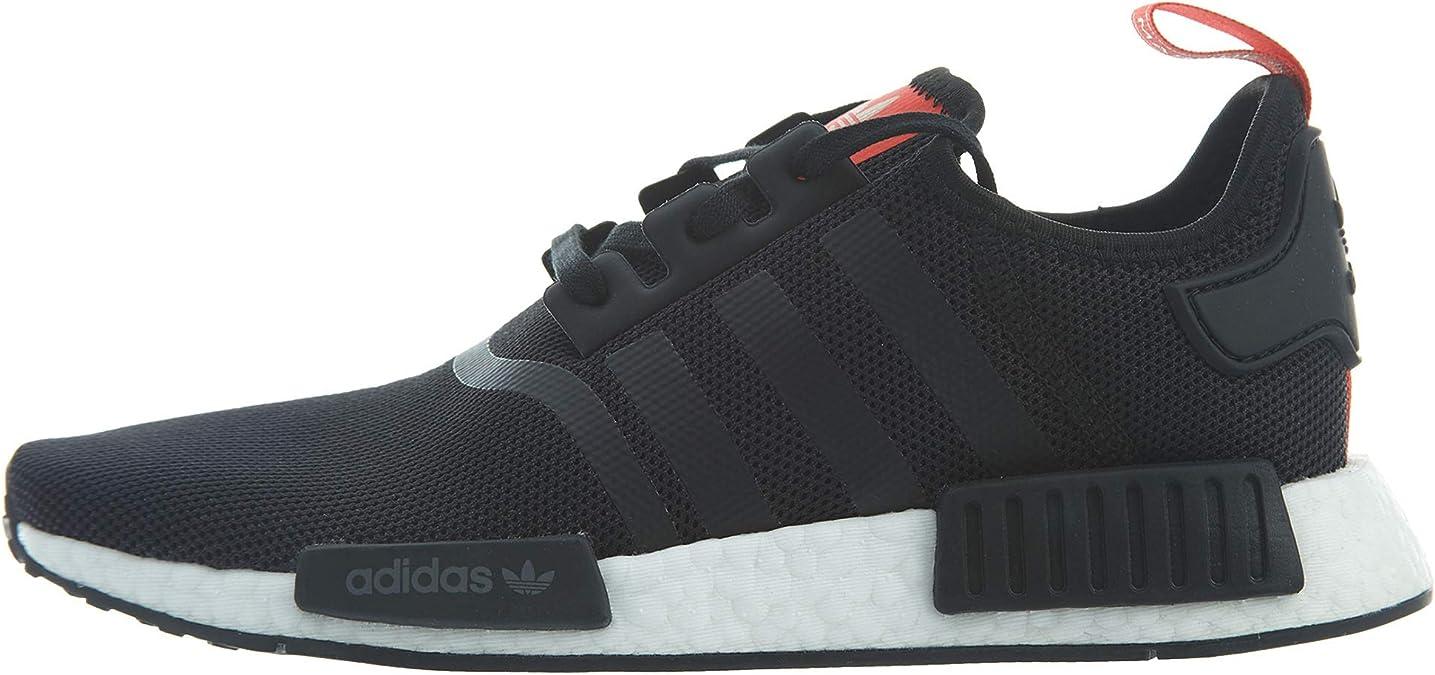 black adidas shoes nmd