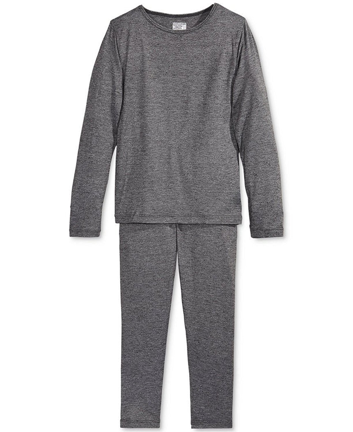 32 Degrees Heat Boys Long Sleeve Crew Neck and Legging Set