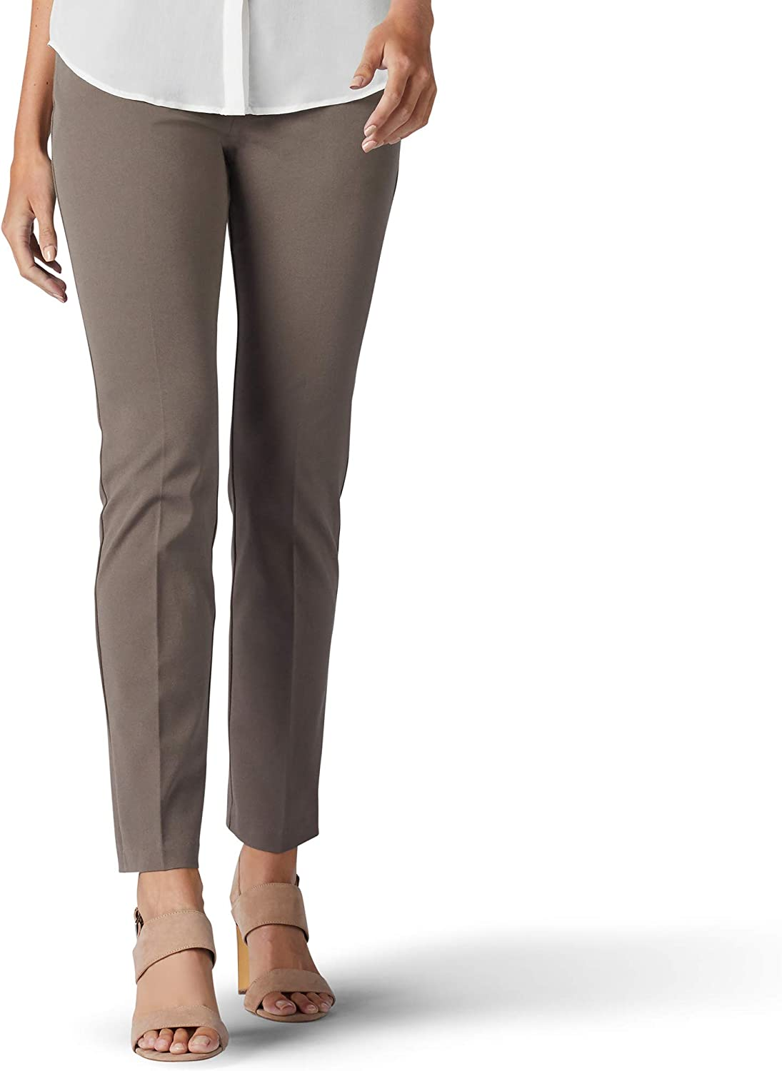 LEE Women's Sculpting Slim Fit Slim Leg Pull-On Pant