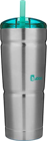 bubba Straw Envy Vacuum-Insulated Stainless Steel Tumbler, 24 oz