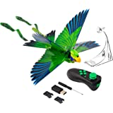 Zing Go Go Bird - Green - Remote Control Flying Toy – Looks and Flies Like A Real Bird - Great Starting RC Toy for…