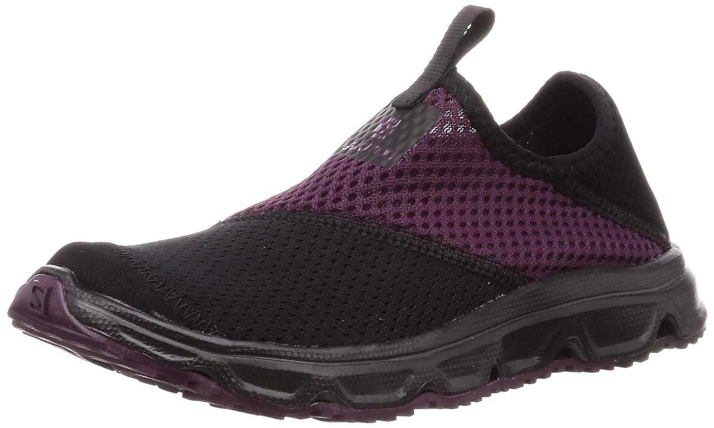 negro Morado (negro negro Potent púrpura) Salomon RX Moc 4.0 W, Calzado de recuperación para mujer
