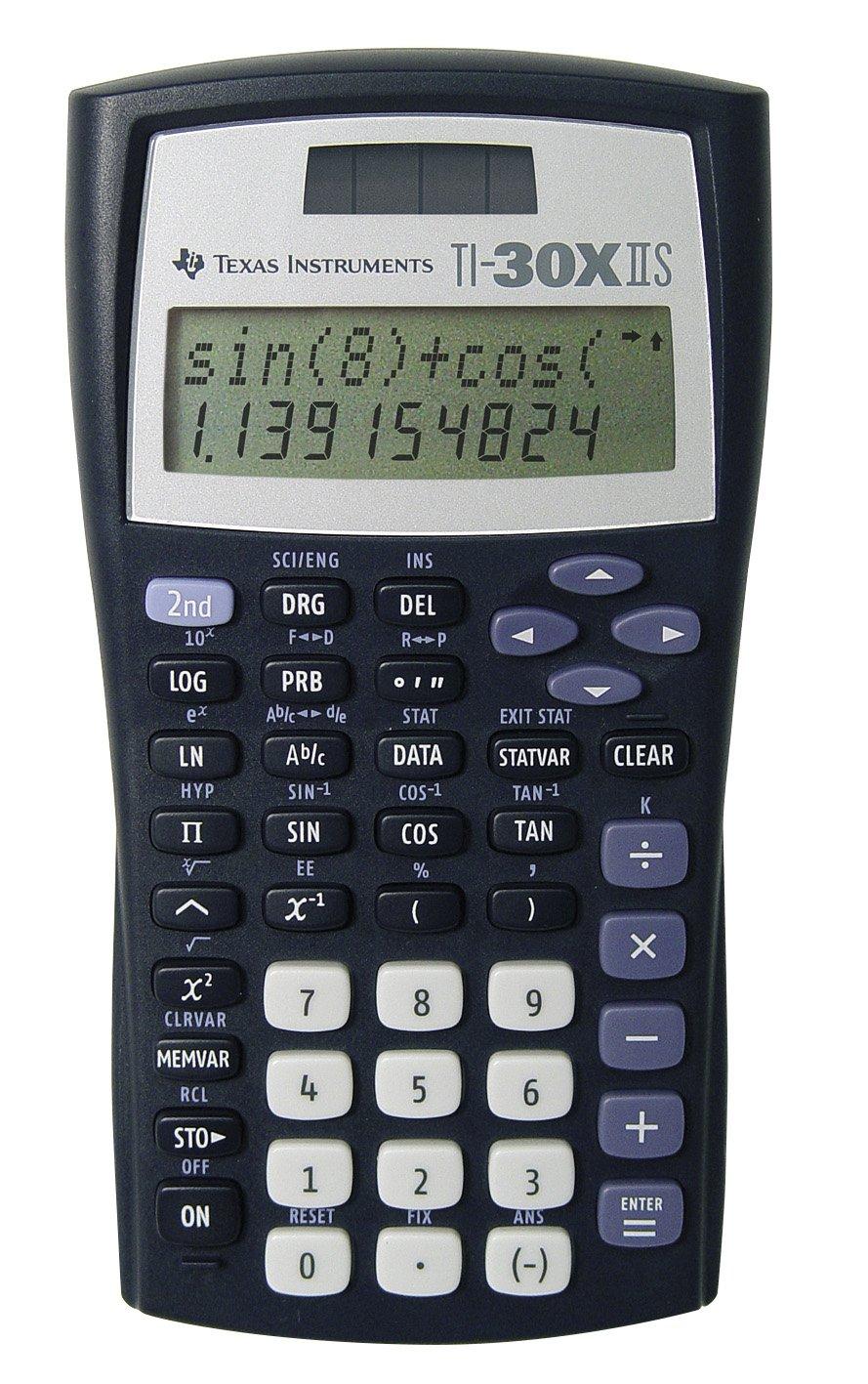 Scientific Calculator,w/Equation Recall ,3-1/5''x6-1/10''x3/4'', Sold as 1 each