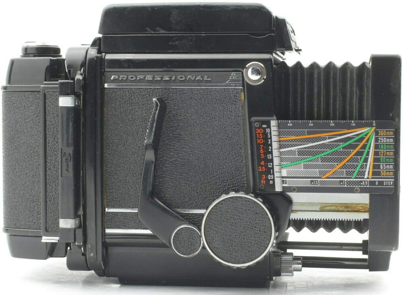 Electronics Mamiya RB-67 Pro SD Camera Body with Waist Level ...
